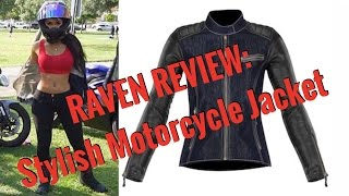 Alpinestars Renee Women's Stylish Motorcycle Jacket | RAVEN REVIEW
