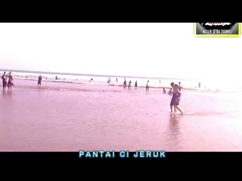 Wisata Pantai Cijeruk Pameungpeuk Garut Youtube
