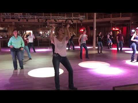 """""""Look What God Gave Her"""" Line Dance"""