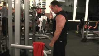 8 x 8 Workout Vince Gironda @ Bodies Prime TV - Wolfgang Franke 45 Jahre Bodybuilding