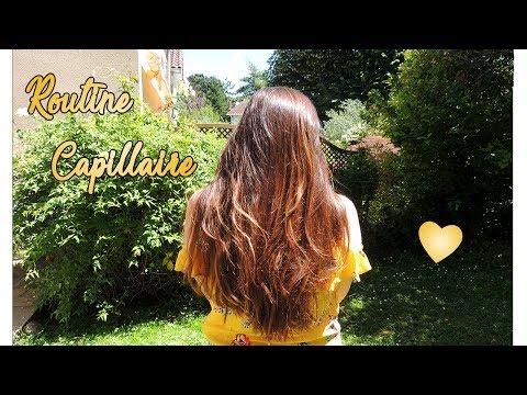 Routine NATURELLE pour cheveux LONGS  en 2 MIN