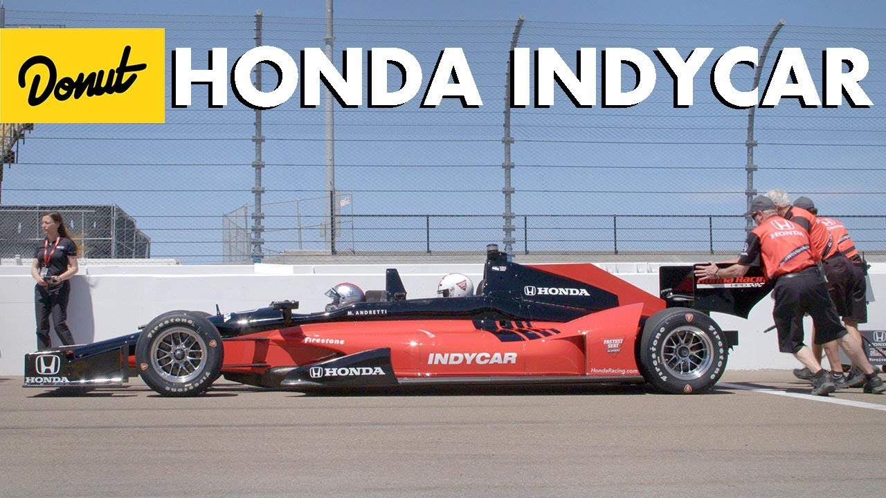 Honda  Seat Indy Car