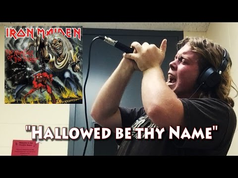 Iron Maiden Hallowed Be Thy Name Vocal