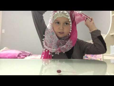 Madinas Hijab tutorial