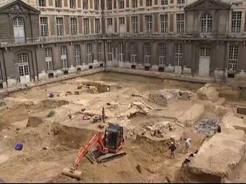 Louis XIII à l'origine du Château de Versailles
