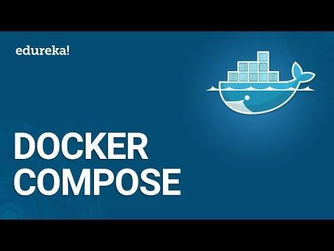 Docker Compose   Containerizing MEAN Stack Application   DevOps Tutorial   Edureka