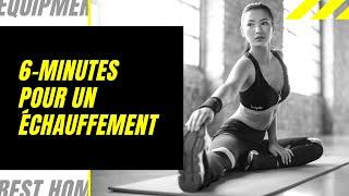 Routine d'échauffement  renforcement musculaire #5