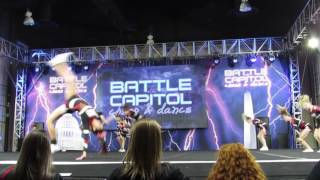 Battle at the Capitol Junior 3 Firestorm Day 1 3/18/17
