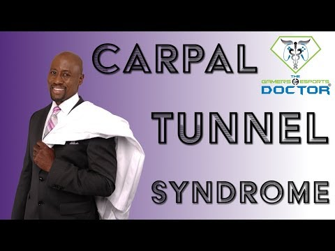 Carpal Tunnel Syndrome: Exercises & Treatments