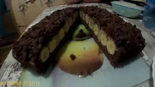 По мотивам торта НОРКА КРОТА