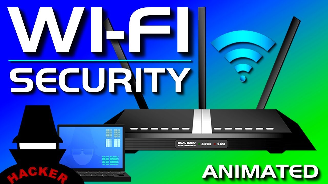 The Best Security Options for A Wireless Router 2019