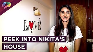 Nikita Dutta Gives A Glimpse Into Her House | Exclusive