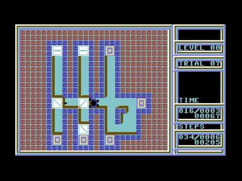 C64 Game: Tremmel