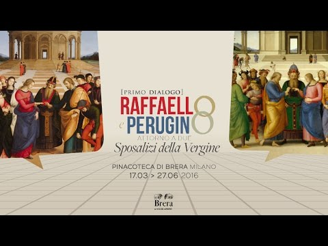Primo dialogo, Raffaello e Perugino attorno a due Sposalizi della Vergine | Video Teaser