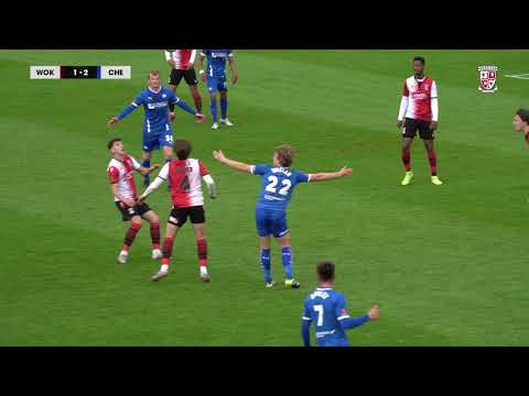 Woking Chesterfield Goals And Highlights