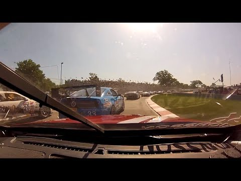 WRR TV: Onboard Nic Jönsson's Kia Optima at the Detroit Belle Isle GP