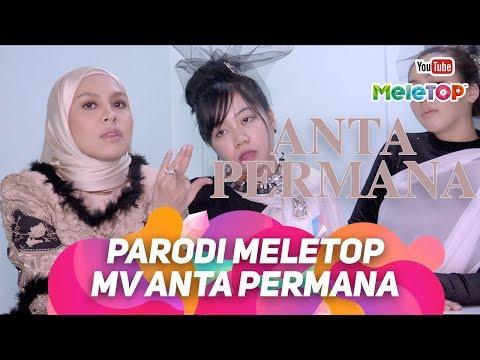 Parodi MeleTOP Anta Permana Dato' Sri Siti Nurhaliza | Jihan Muse | Nabil & Neelofa