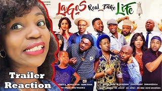 LAGOS REAL FAKE LIFE MOVIE TRAILER REVIEW