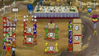 Diner Dash: Seasonal Snack Pack - Hometown Harvest Level 3