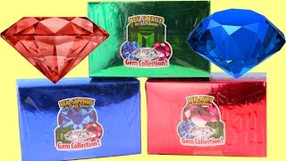 Surprise Emerald, Ruby, and Sapphire Dig Its! Did I Find Some Gems?