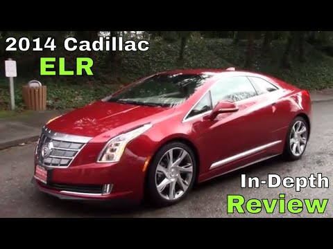 2014 Cadillac ELR - Review