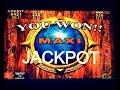 **2 JACKPOTS** PIRATE LOOT Slot Mystery Progressive w/ Mayan Chief slot HUGE WIN