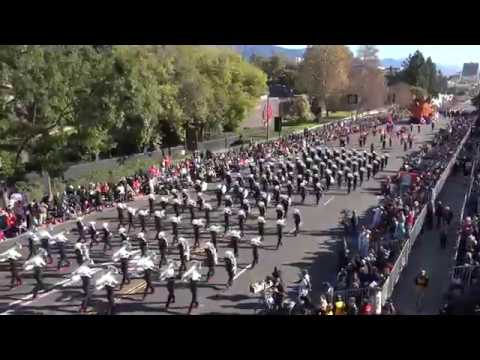 Calgary Stampede Showband  2019 Pasadena Rose Parade