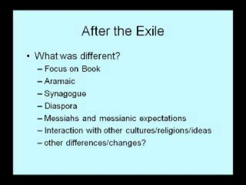 "the minor post exilic prophets Historical setting of the postexilic prophets haggai  they were called  postexilic prophets  twelve books of minor prophets"" (beginning with hosea) 1."
