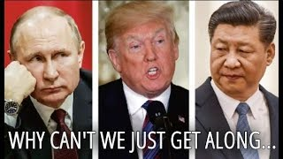 Russian TV Report: China Refuses to Back Down in Escalating Trade Clash With US