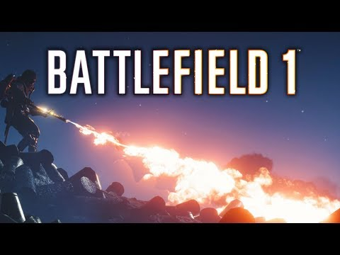 Battlefield 1 - Flame War