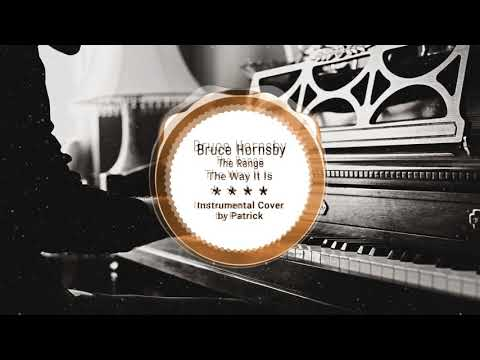 Bruce Hornsby, The Range - The Way It Is ( Instrumental )