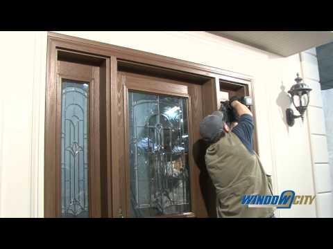Installation - Swinging Patio Doors