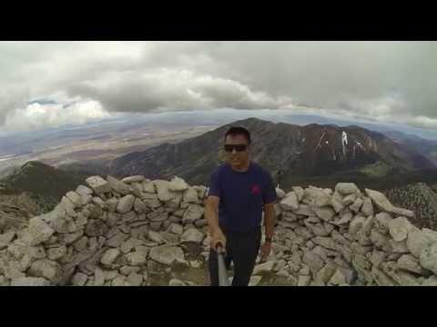 Ibapah Peak Deep Creek Mountains Utah