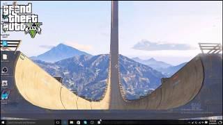 how to install mega ramp mod in gta 5