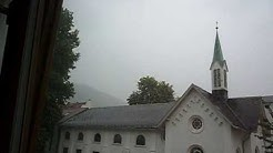 schweres Gewitter in Heidelberg