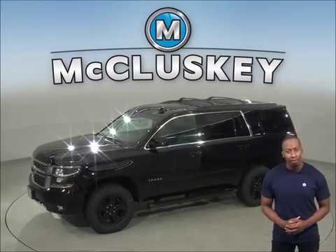 193480 - New, 2019, Chevrolet Tahoe, Z71, Test Drive, Review, For Sale -