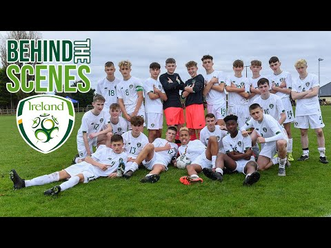 BEHIND THE SCENES | A Look At The Next Generation Of Irish Internationals