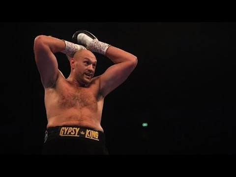The Story of Tyson Fury | Boxing Career Highlights
