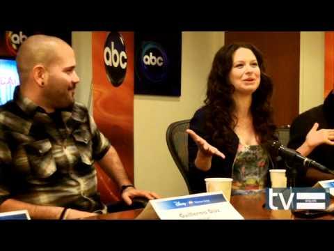 Scandal (ABC) Cast Interview