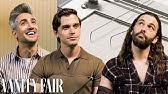 The Cast of Queer Eye Takes a Lie Detector Test | Vanity Fair