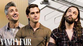 The Cast of Queer Eye Take a Lie Detector Test | Vanity Fair