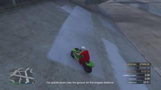 Grand Theft Auto V game clip #1