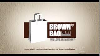 Cover images Brown Bag Films/Disney Junior (2019)