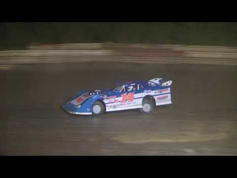 Amish Hilltop Speedway Late Model Feature 6-28-2019