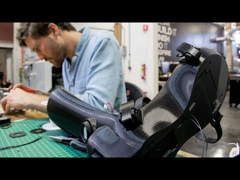What Can You FATHOM? IoT 3D Printed Leg Cast Realized