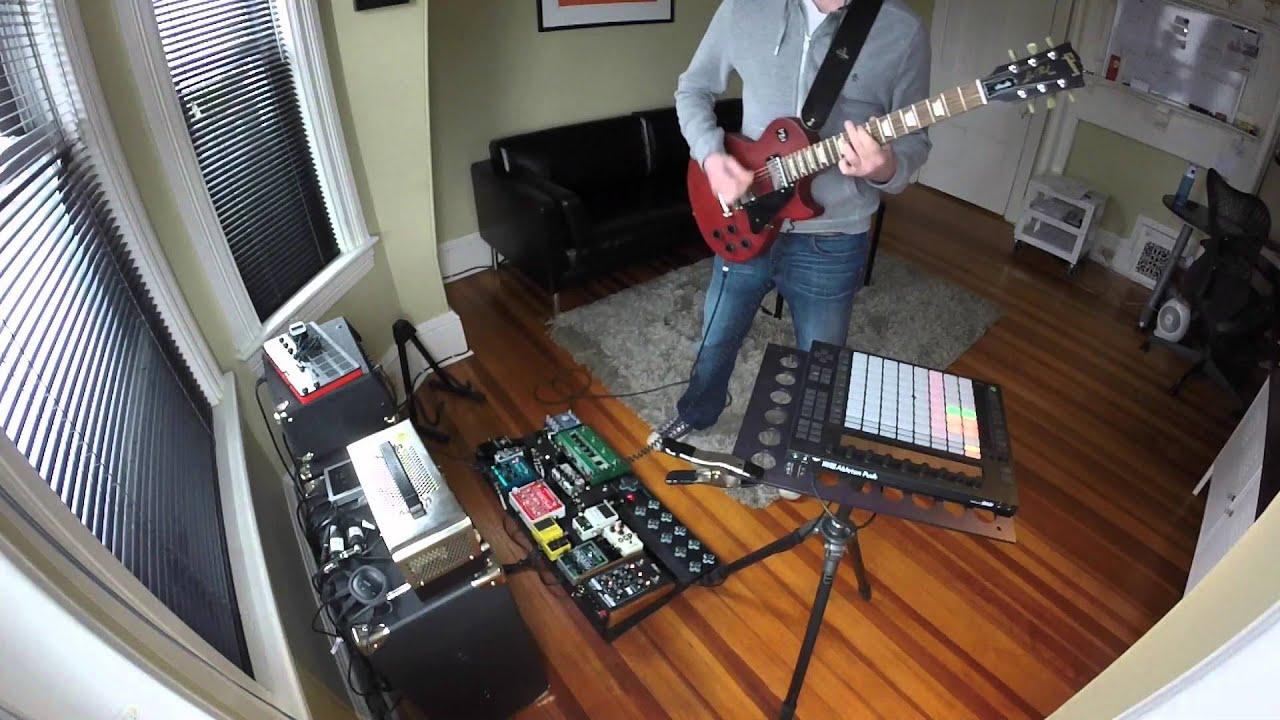 ableton guitar loops 1 youtube. Black Bedroom Furniture Sets. Home Design Ideas