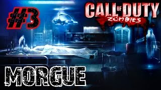 Call of Duty Custom Zombies: MORGUE▐ Slowly Going Mad in This Haunted Morgue! (Part 3)