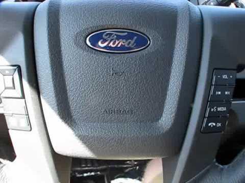 Ford F150 Xlt >> 2011 Ford F150 XLT EcoBoost Start Up, Exterior/ Interior ...