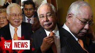 Court orders Najib to enter defence over RM42mil SRC case