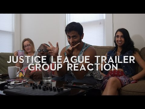 Justice league Trailer Reactions and Discussion